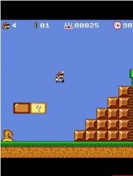 Juego de Super Mario Bross
