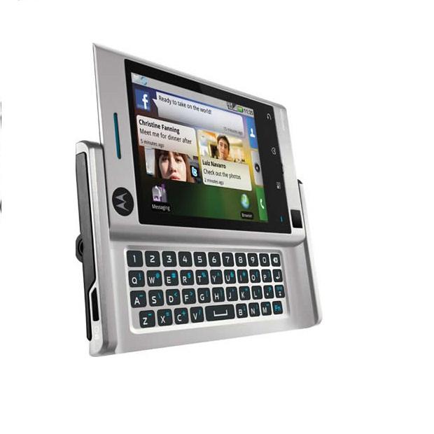 Nuevo celular Motorola Devour